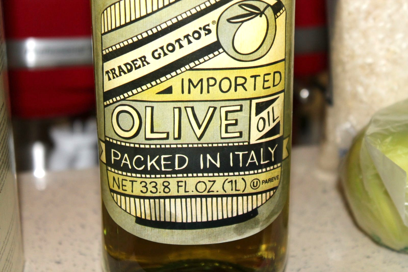 Exacting About Extracting, Backes Backs Olive Oil