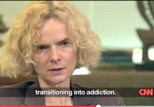 Nora Volkow, Our de facto Drug Czar