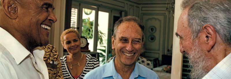 Remembering Saul Landau