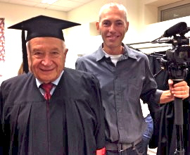 Another Doctorate for Dr. Mechoulam