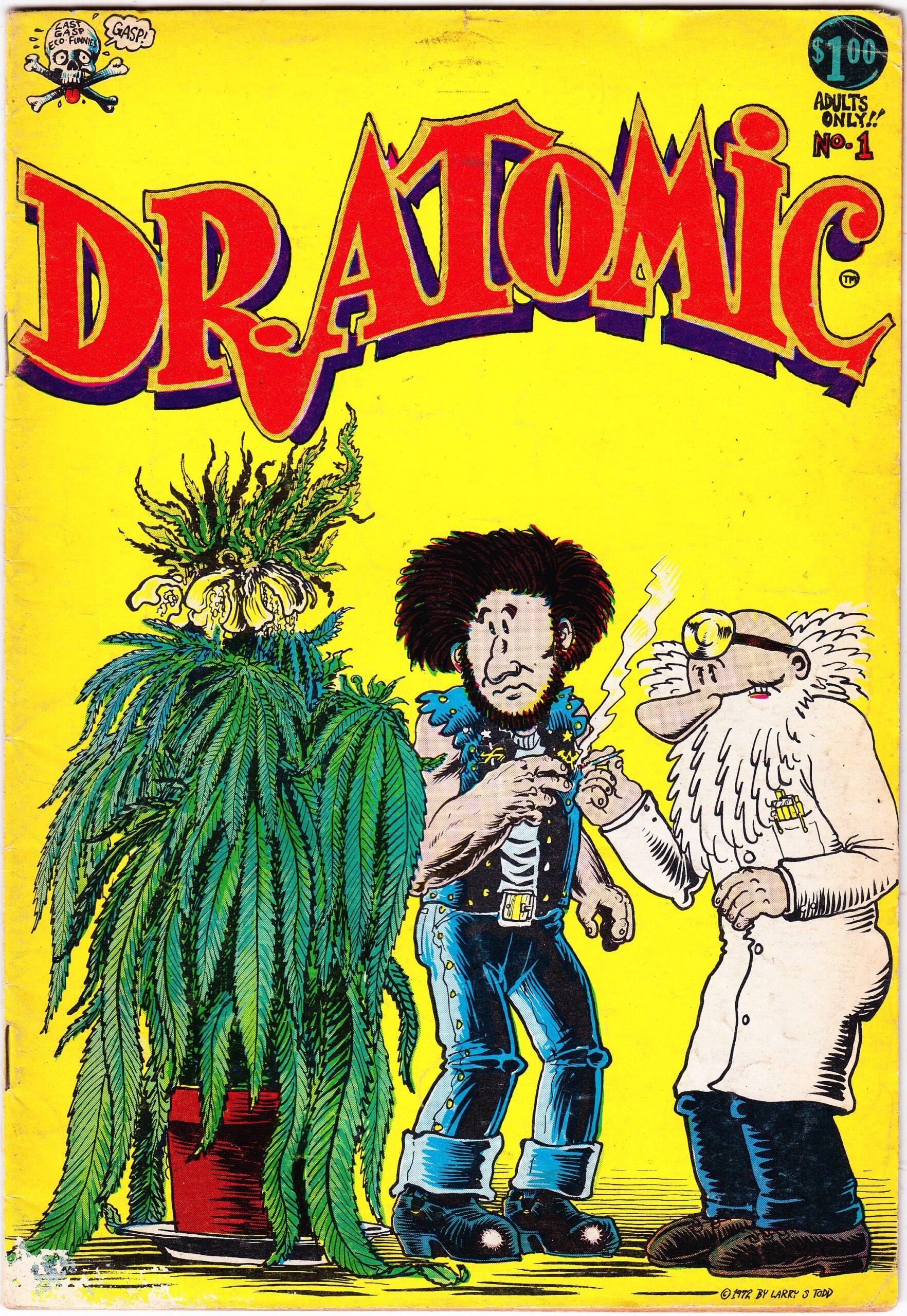 Dr. Atomic's Bong