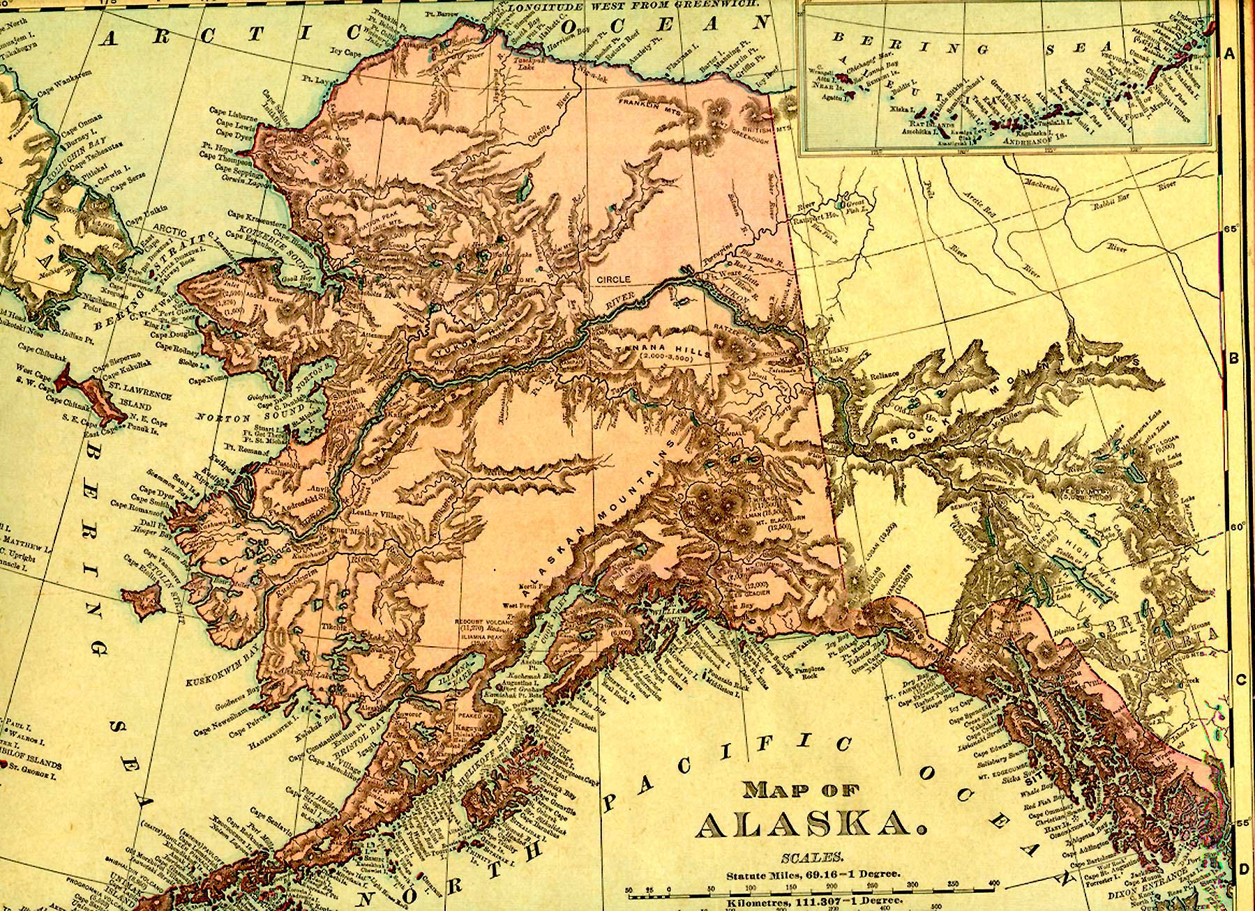 Infant Deaths in Alaska