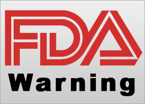 FDA Warns CBD Scammers
