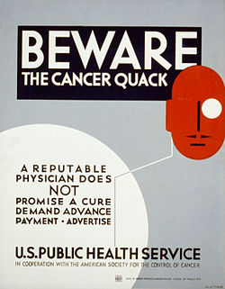 Subversion of Quackery