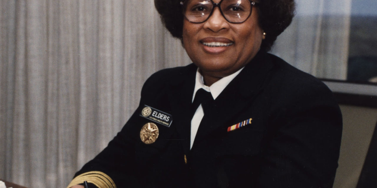 Joycelyn Elders, MD —No Longer 'Tainted'