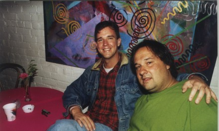 Were you ever at the SF Cannabis Buyers Club?