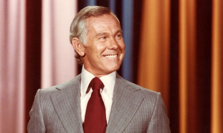 Johnny Carson (The Stephen Colbert of his day)