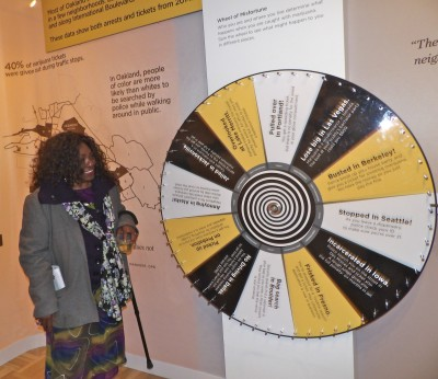 Wheel of Punishment for Possession