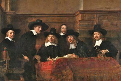 Rembrandt Syndics