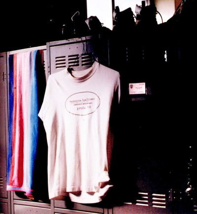 Locker room Dis of KO