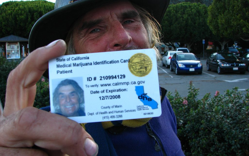 No Sales Tax for CA Patients With State ID Cards When 64 Passes