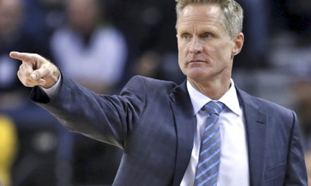 Could Steve Kerr Have Used Better Coaching?