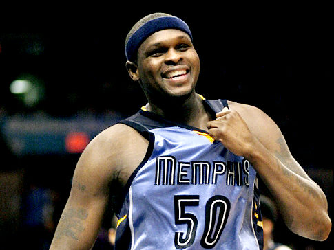 The Obvious Frame-up of Zach Randolph