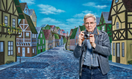 'Rick Steves for Secretary of State'