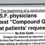 The Unauthorized Trial of  'Compound Q'