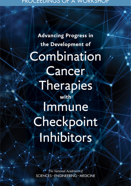 NASEM Report on Immunotherapy in Treatment of Cancer