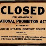 Note on Alcohol Prohibition