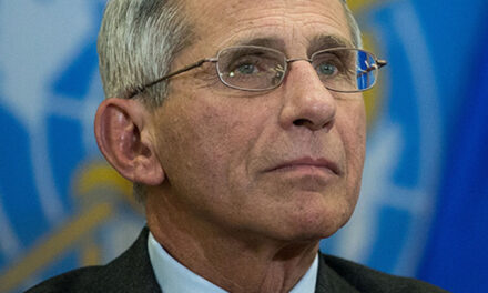 Letter of Support for Dr. Fauci