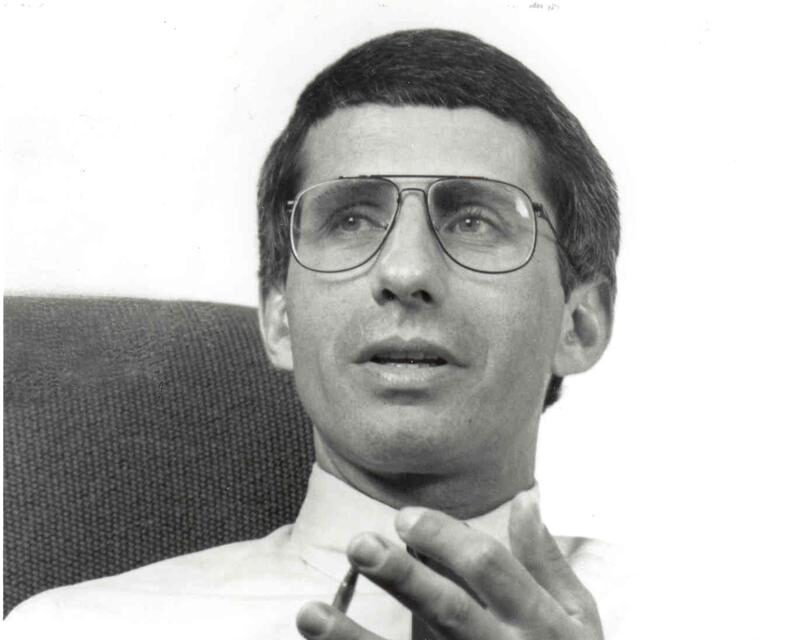 Dr. Fauci's Cannabis-Related Paper