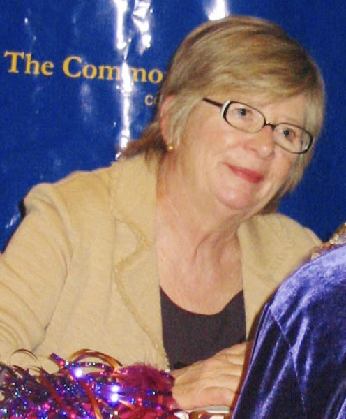 Barbara Ehrenreich at the Commonwealth Club