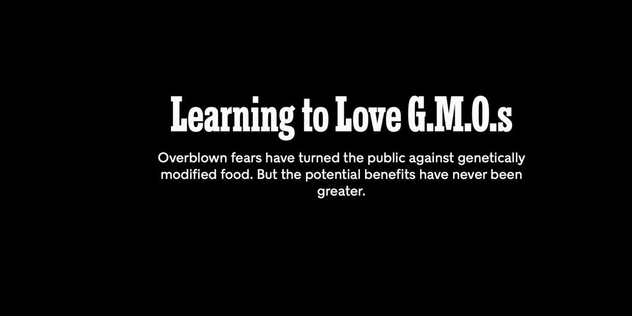 Coming Soon: Kinder, Gentler GMOs